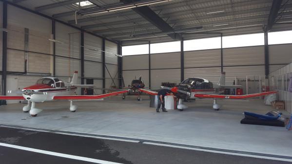 L'atelier : nous réparons vos avions