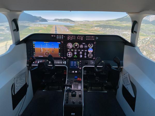 1 Simulator ALSIM AL250